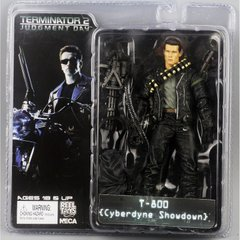 Фигурка Neca Терминатор T-800 Terminator 2 Judgment Day Cyberdyne Showdown (1006255452)