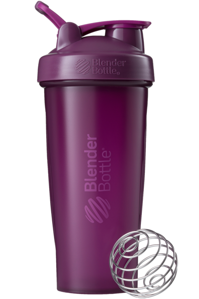 Шейкер спортивный BlenderBottle Classic Loop 28oz/820ml Plum
