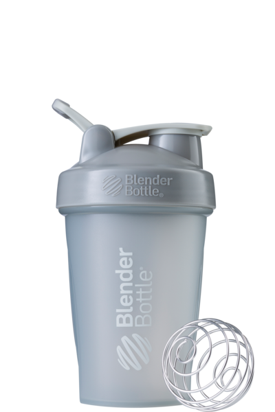 Шейкер спортивный BlenderBottle Classic Loop 20oz/590ml Grey