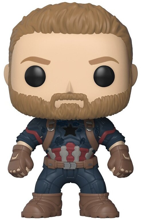 Фигурка Funko Pop Captain America 10 см (SUN1410)