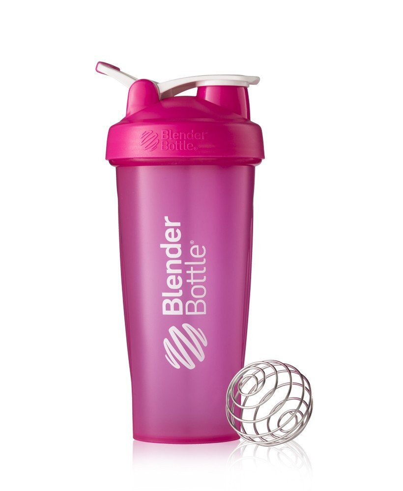 Шейкер спортивный BlenderBottle Classic Loop 28oz/820ml Pink