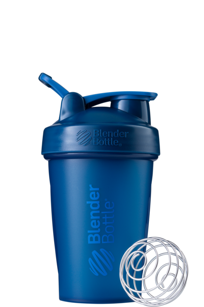 Шейкер спортивный BlenderBottle Classic Loop 20oz/590ml Navy
