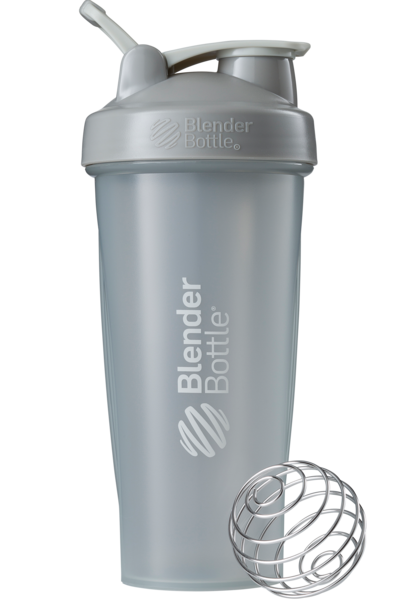 Шейкер спортивный BlenderBottle Classic Loop 28oz/820ml Grey