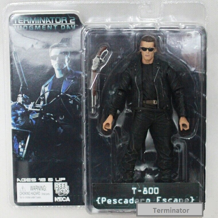 Фигурка Neca Терминатор T-800 Terminator 2 Judgment Day Pescadero Escape (1006197329)