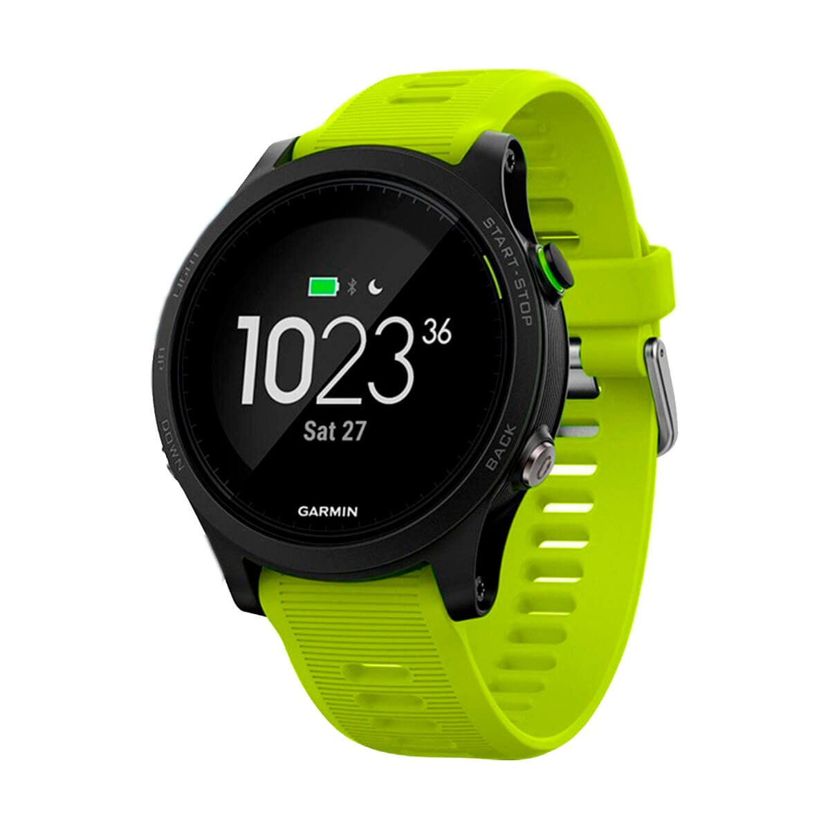 Спортивные часы GARMIN Forerunner 935 Black/Green (010-01746-07/21)