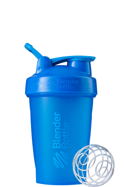 Спортивный шейкер BlenderBottle Classic Loop 590 ml Cyan