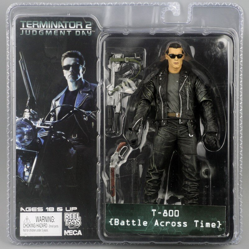 Фигурка Neca Терминатор T-800 Terminator 2 Judgment Day Battle Across Time (1006264703)