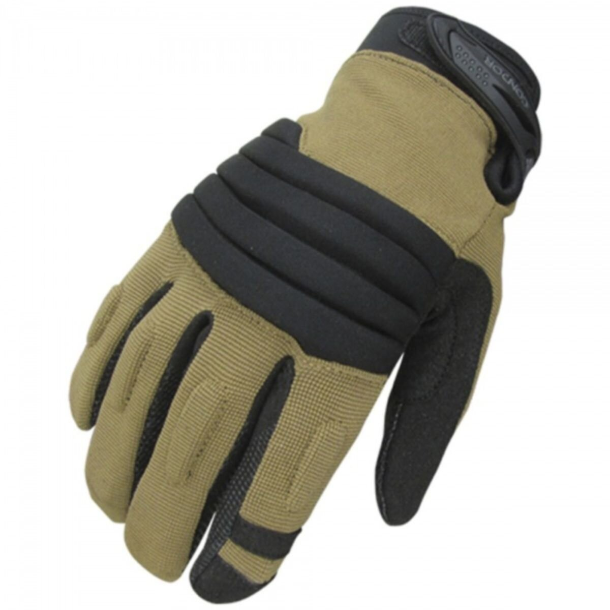 Перчатки Condor STRYKER Padded Knuckle Gloves Tan M Бежевый (226-003-M)