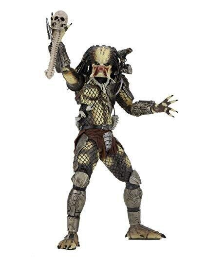 Фигурка NECA Predator Jungle Hunter Unmasked (6100032)